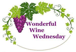 Wonderful Wine Wednesday image