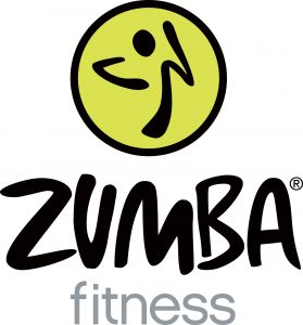 Zumba classes offered throughout the week.